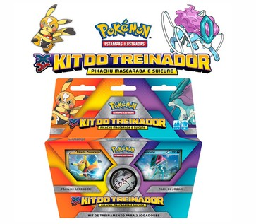 Pokémon Kit do Treinador