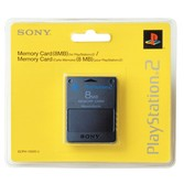 Memory Card PS2 8M Sony
