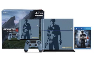 Playstation 4 Uncharted 4 Edition